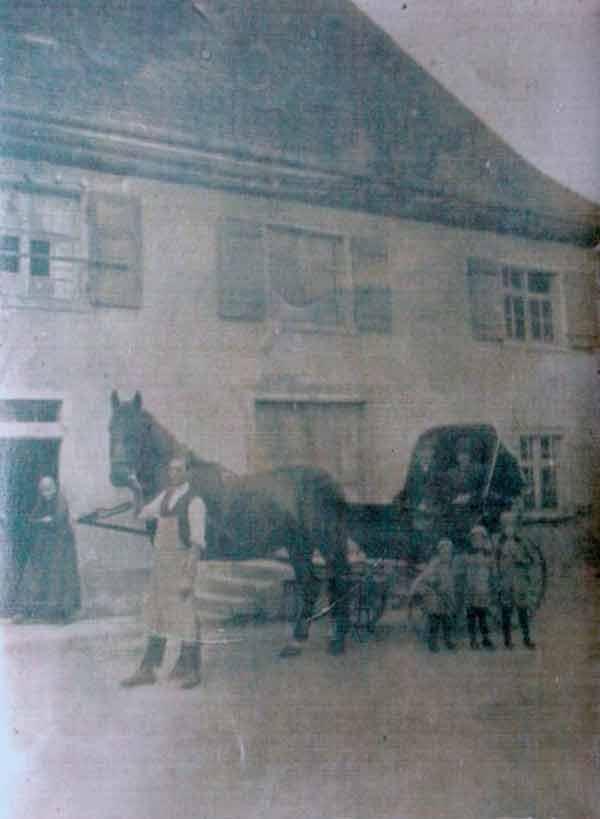 Pfaffenhofener Muehle Owingen Historisch 001